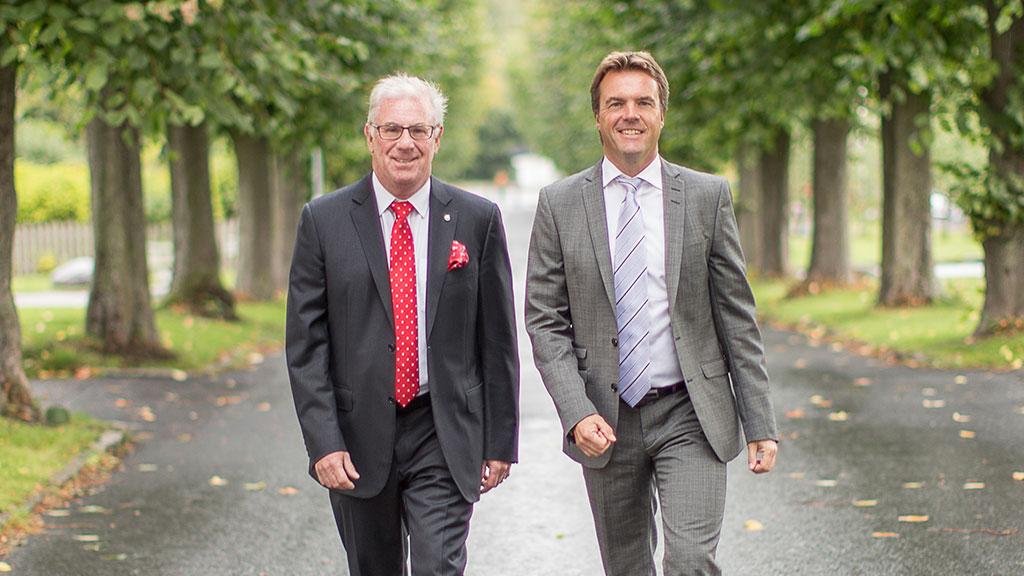 Stefan Bjork & Bjorn Eklund